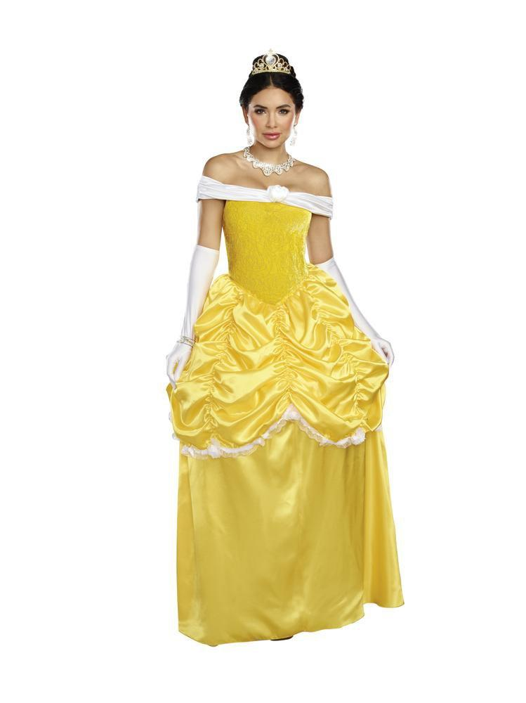 Dreamgirl Costumes Adult Fairytale Beauty Costume - Beauty & the Beast