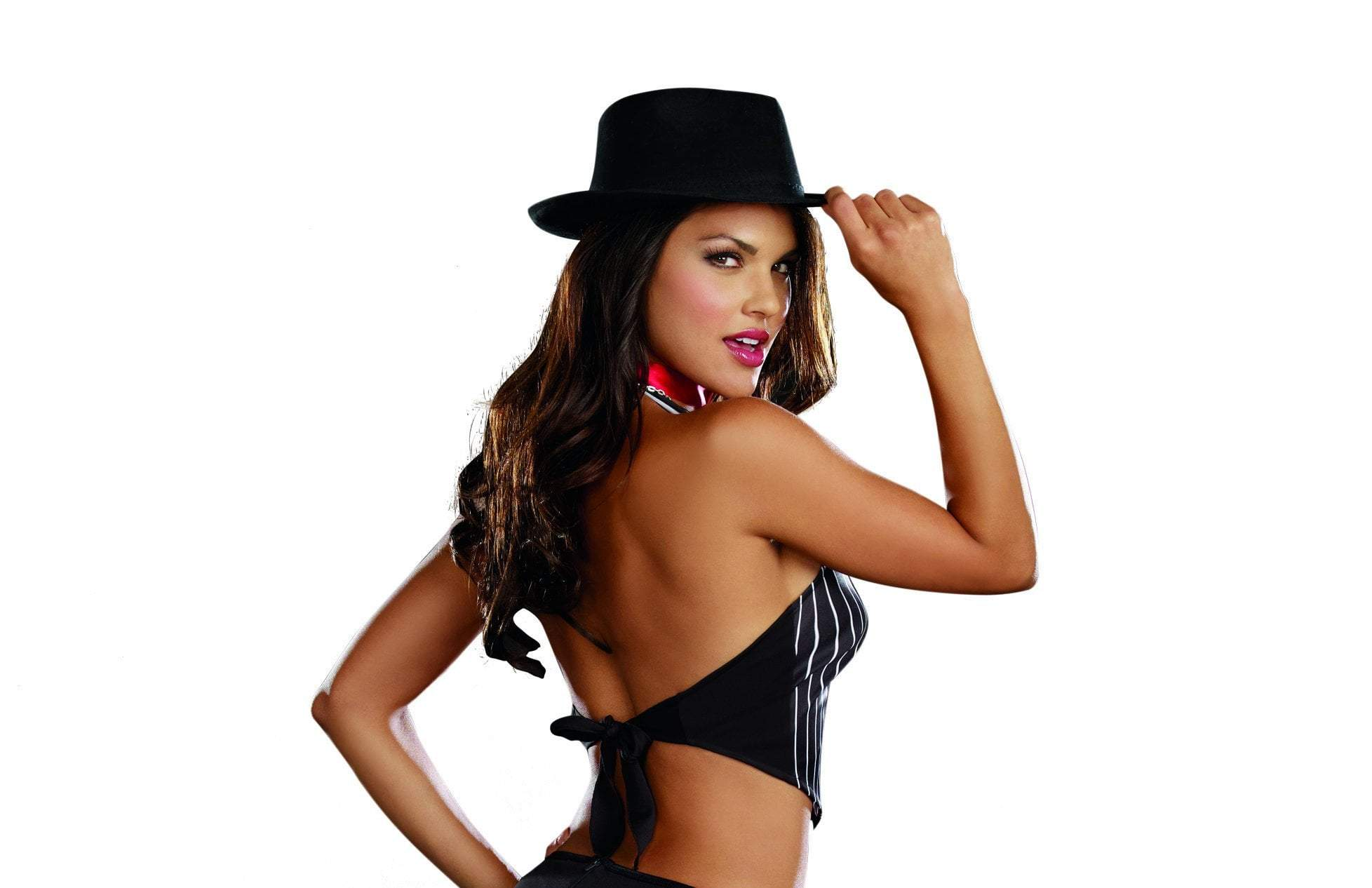 Dreamgirl Costumes Adult Gangster Costume Kit