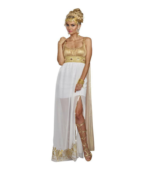 Dreamgirl Costumes Adult Goddess Athena Costume