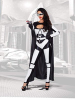 Dreamgirl Costumes Adult Space Battle Babe Costume