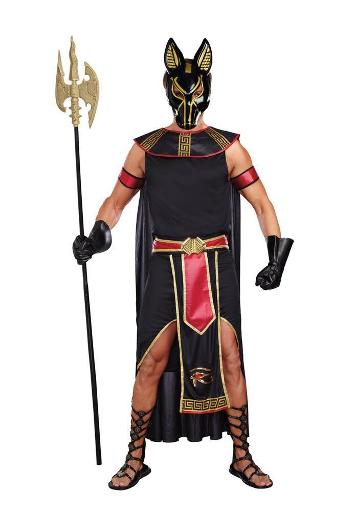 Dreamgirl Costumes Anubis, God Of The Underworld Costume