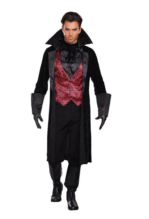 Dreamgirl Costumes Bloody Handsome Vampire Costume