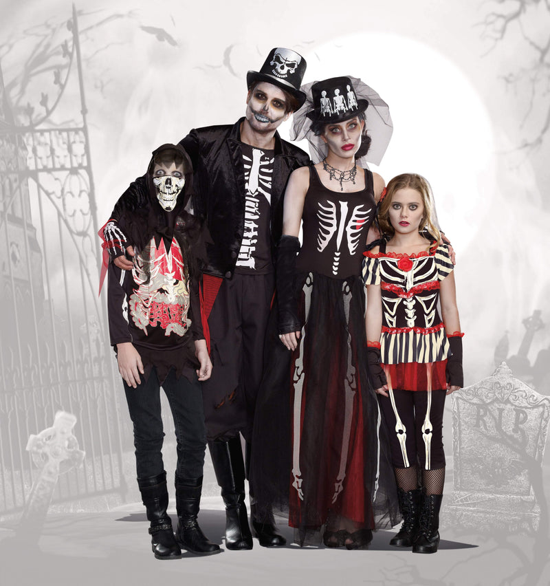 Dreamgirl Costumes Boys No Guts No Glory Skeleton Costume