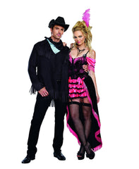 Dreamgirl Costumes Buck Wild Western Costume