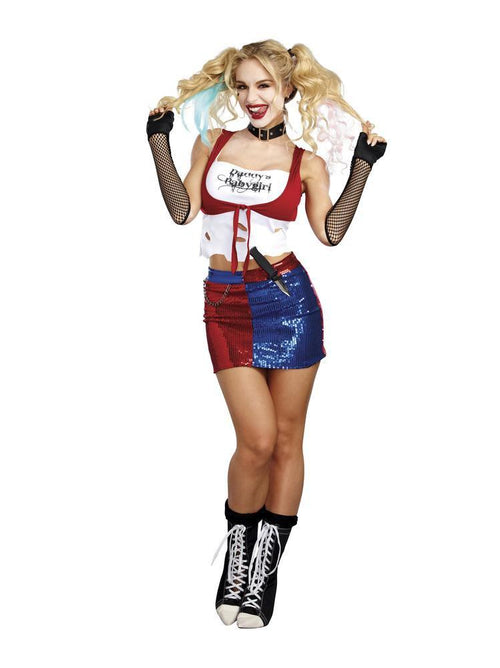 Dreamgirl Costumes Daddy's Baby Girl Costume