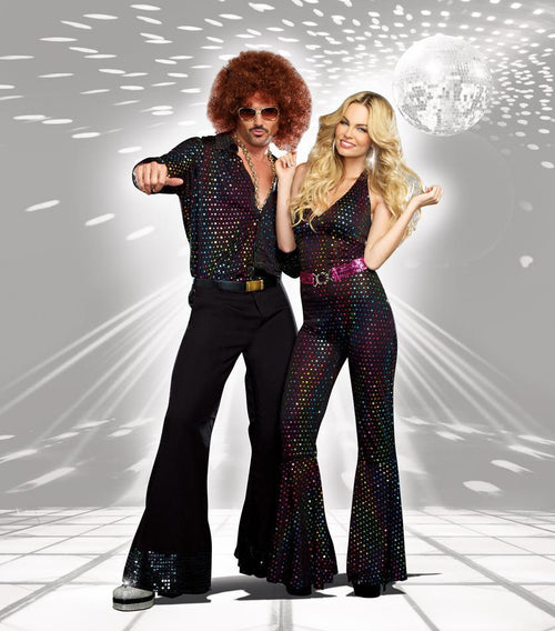 Dreamgirl Costumes Disco Dude 70s Costume