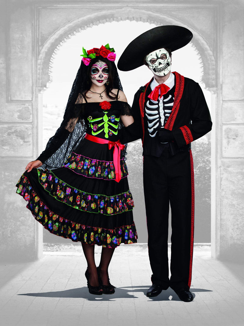 Dreamgirl Costumes Dude Of The Dead Costume - Day of the Dead