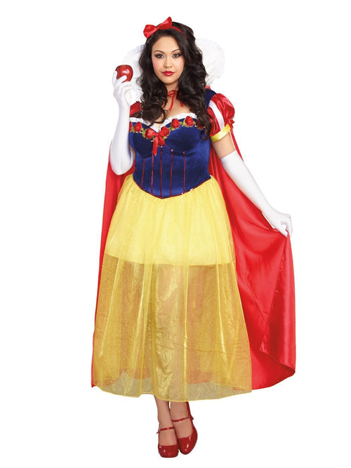 Dreamgirl Costumes Happily Ever After Plus Size Costume
