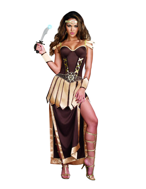 Dreamgirl Costumes L Remember The Trojans Costume