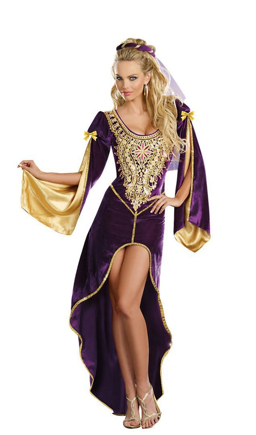 Dreamgirl Costumes LARGE Adult Queen Of Thrones Costume