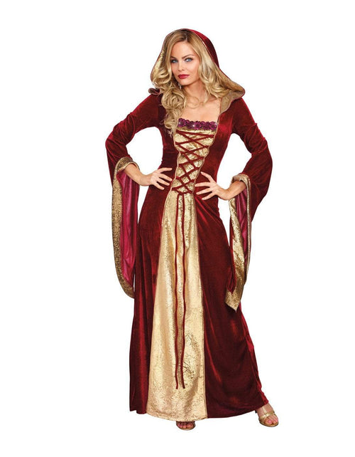 Dreamgirl Costumes LARGE Lady of Thrones Costume