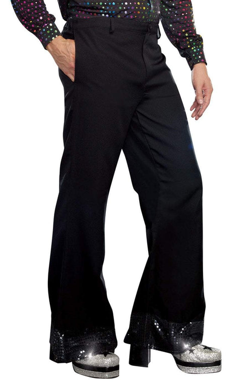 Dreamgirl Costumes LARGE Mens Disco Pants