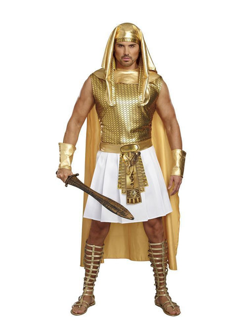 Dreamgirl Costumes LARGE Mens Ramses Egyptian Costume