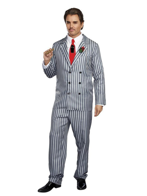 Dreamgirl Costumes Mens Mr. Fright Vampire Costume