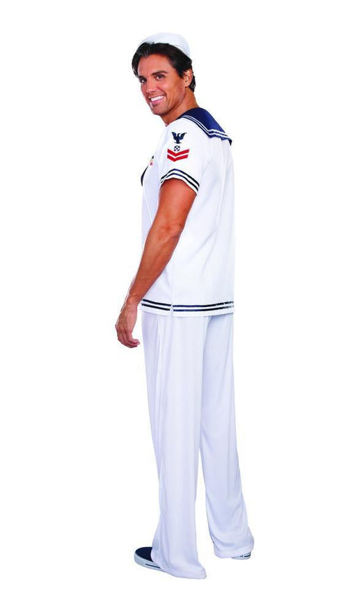 Dreamgirl Costumes Mens Ship Happens Sailor Costume