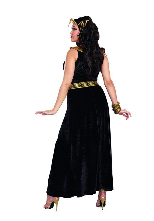 Dreamgirl Costumes Plus Size Exquisite Cleopatra Costume