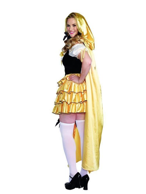 "Dreamgirl Costumes Sexy ""Goldilocks"" Costume"