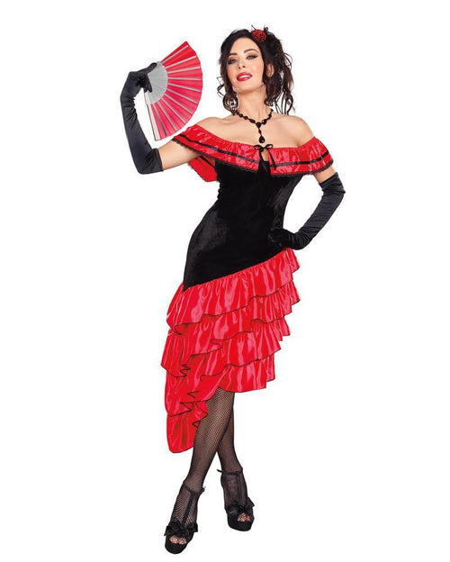 Dreamgirl Costumes Spanish Dancer Costume