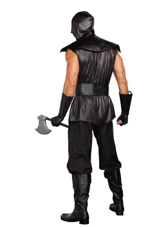 "Dreamgirl Costumes ""The Assasin"" Mens Costume"