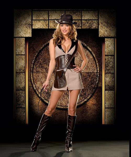 Dreamgirl Costumes Treasure Hunter Costume