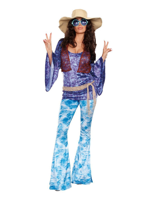 Dreamgirl Costumes Wild At Woodstock Costume