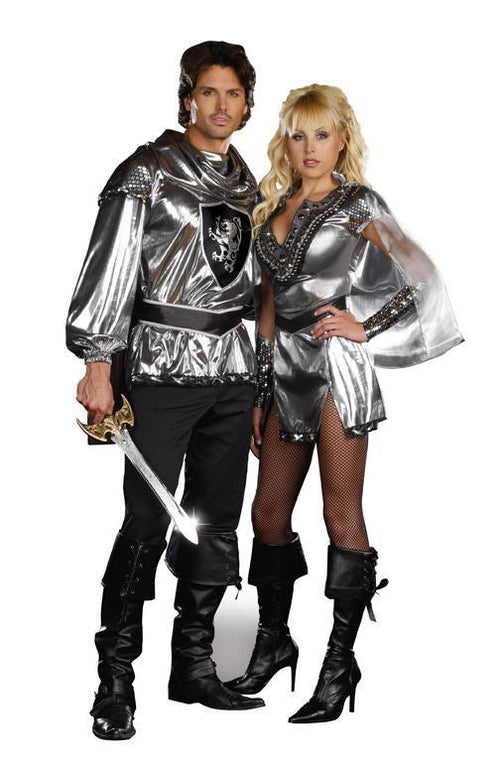 Dreamgirl Costumes Womens Metal Maiden Costume