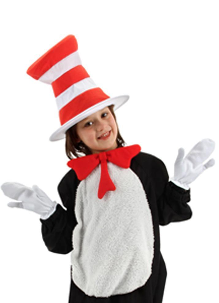 Elope Dr. Seuss Cat in the Hat Accessory Kit - Dr. Seuss