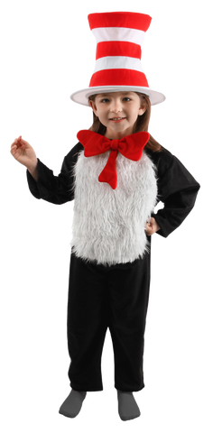 Dr. Seuss Toddler The Cat in the Hat Fleece Hat