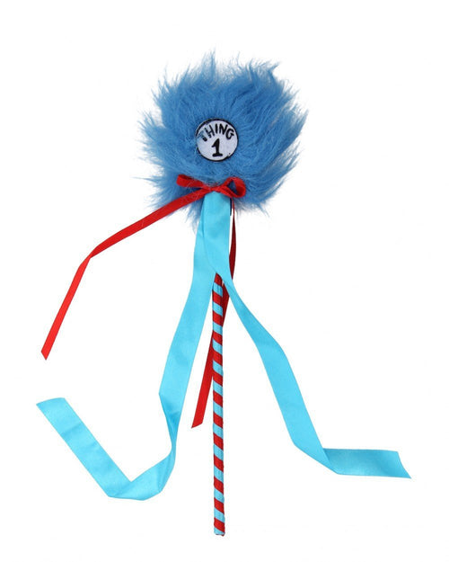 Elope Dr. Seuss Dr. Seuss Thing 1&2 Pom Wand