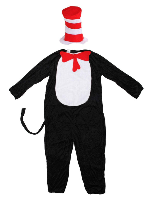 Elope Dr. Seuss Mens The Cat in the Hat Costume (Small/Medium)