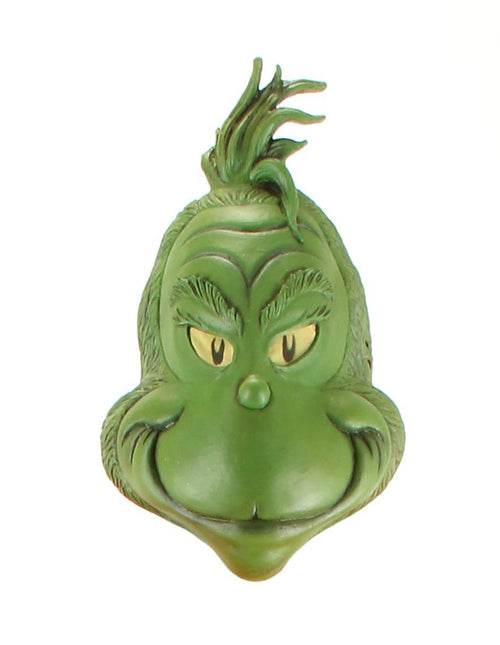 Elope Dr. Seuss The Grinch Deluxe Full Mask - Dr. Seuss