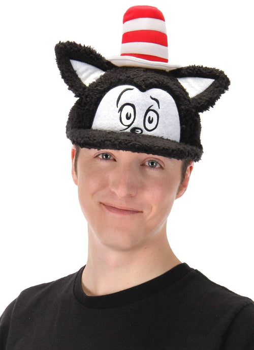 Elope, Inc. Dr. Seuss Dr. Seuss - The Cat in the Hat Fuzzy Cap