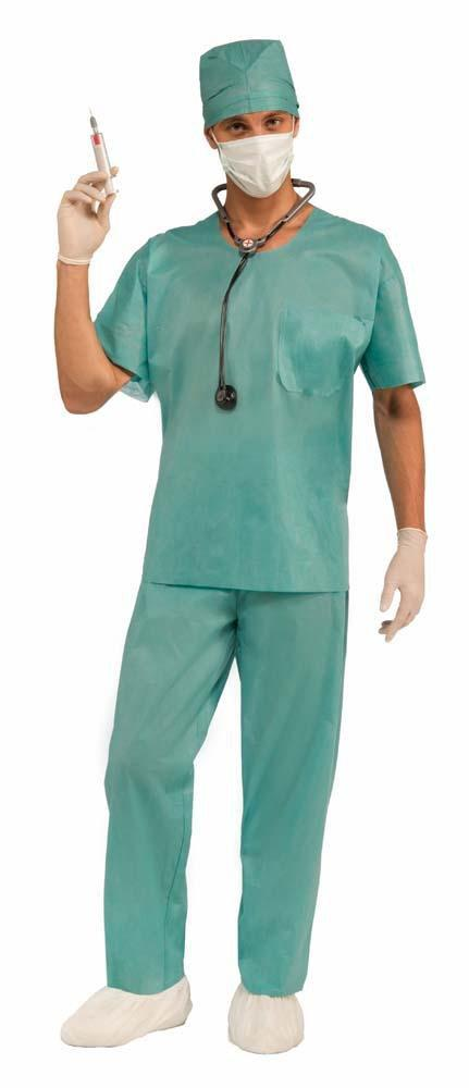 Forum Novelties Costumes Adult E.R. Doctor Costume