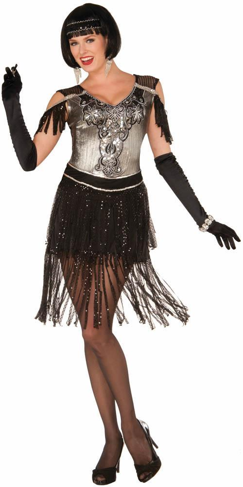 Forum Novelties Costumes Adult Enchanting Flapper Costume