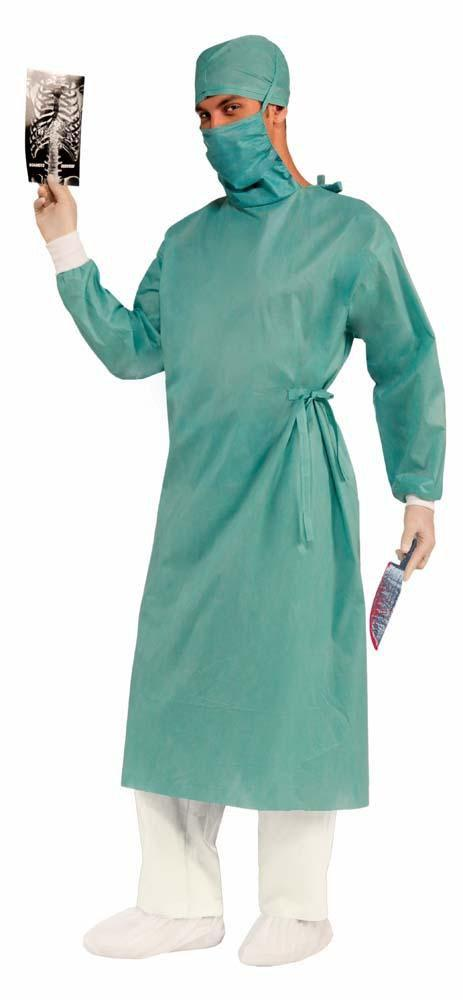 Forum Novelties Costumes Adult Master Surgeon Costume