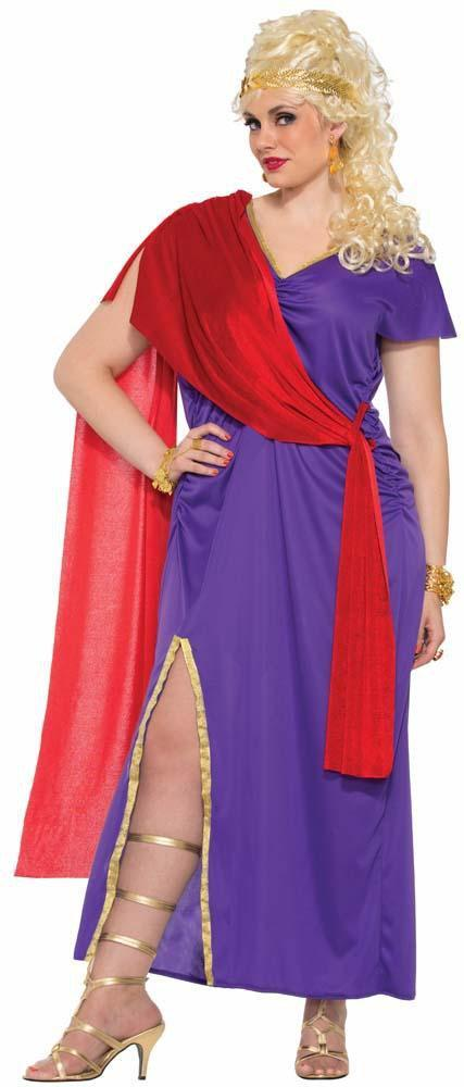 Forum Novelties Costumes Adult Roman Empress Costume