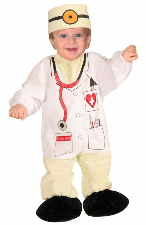 Forum Novelties costumes Baby's I Wannabee a Doctor Costume