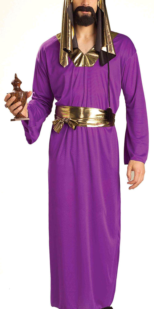 Forum Novelties Costumes Biblical Times Purple Wiseman Costume - Standard Size