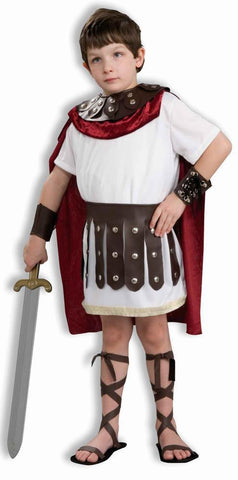 Boys Gladiator Costume - Large