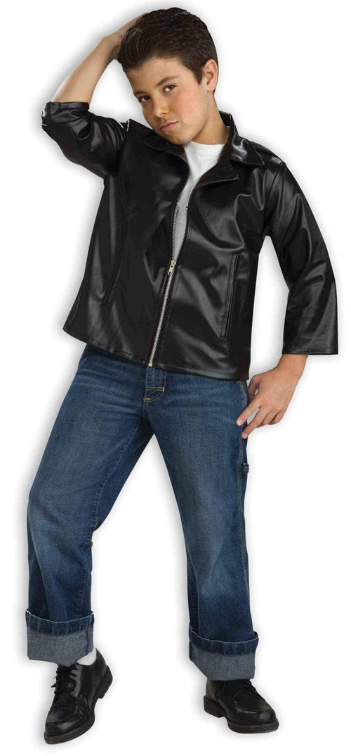 Forum Novelties Costumes Boys Greaser Jacket (One Size)