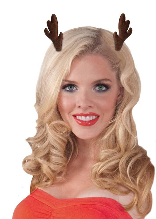 Forum Novelties Staging Antler Hair Clips
