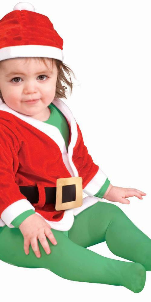 Forum Novelties Staging Baby's 1St Christmas Costume