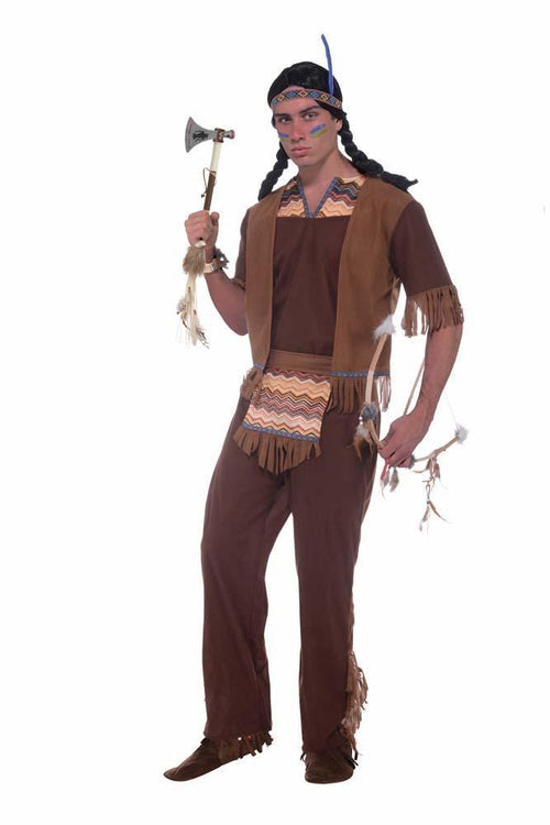 Forum Novelties Staging Native American Brave Costume