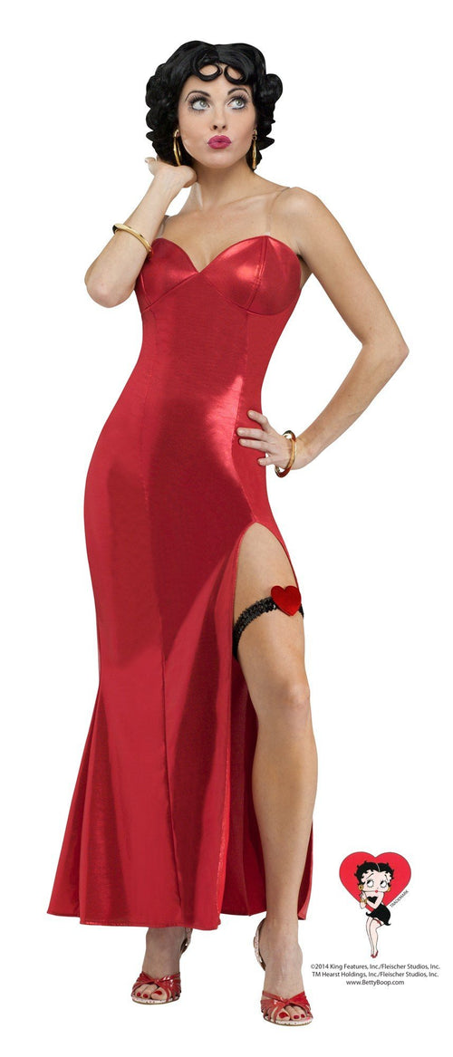 Fun World Costumes Adult Betty Boop (Gown) Costume