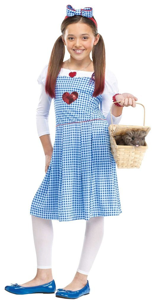 Fun World Costumes Girls Kansas Cutie Costume
