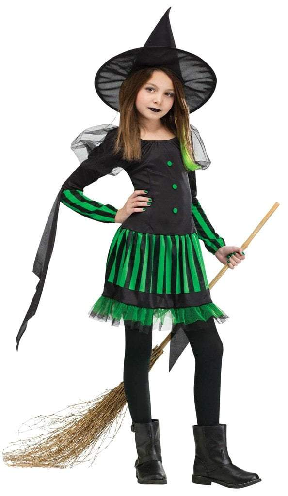 Girls Fun Witch Costume Jj S Party House