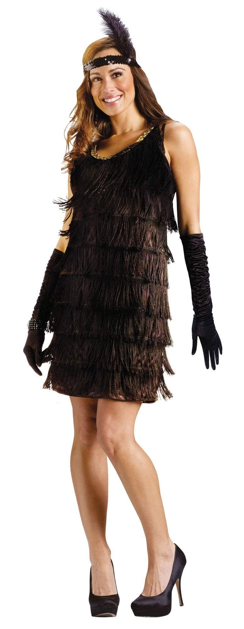 Fun World Costumes Womens Flapper Costume