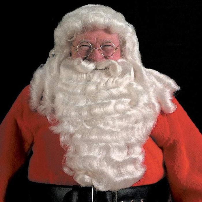 Halco Costume Accessories Deluxe Professional Santa Wig & Beard Set