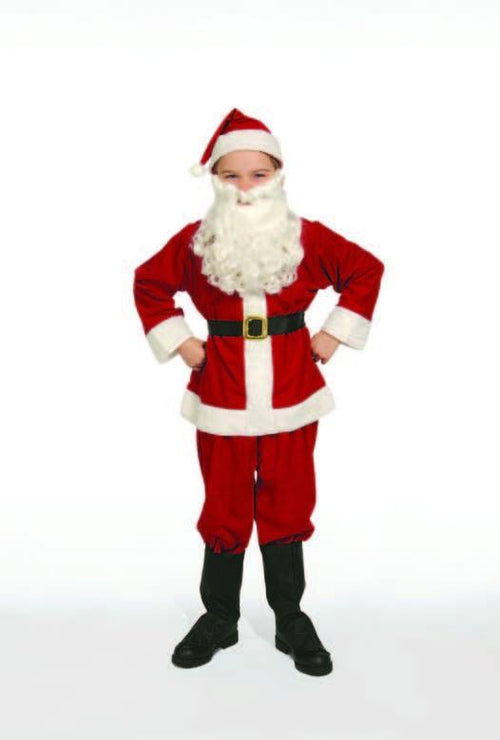 Halco Costumes Childs Santa Suit (8-10)
