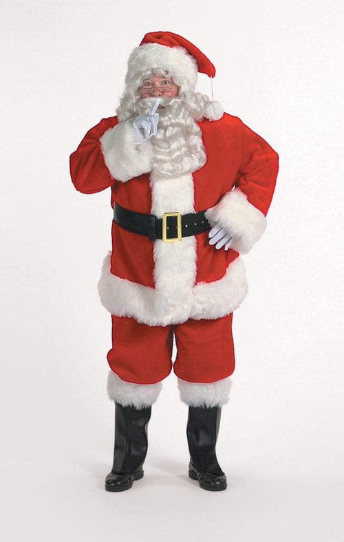 Halco Costumes Professional Red Santa Suit (X-Large)